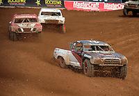 Mar. 20, 2011; Chandler, AZ, USA;  LOORRS pro lite driver Chris Brandt during round two at Firebird International Raceway. Mandatory Credit: Mark J. Rebilas-