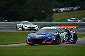 IMSA WeatherTech SportsCar Championship<br /> Northeast Grand Prix<br /> Lime Rock Park, Lakeville, CT USA<br /> Saturday 22 July 2017<br /> 93, Acura, Acura NSX, GTD, Andy Lally, Katherine Legge<br /> World Copyright: Richard Dole<br /> LAT Images<br /> ref: Digital Image RD_LRP_17_01138