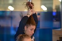 IIJSHOCKEY: HEERENVEEN: 10-12-2019, IJsstadion Thialf, Nederlands dames IJshockey Team, ondertekening contract ondertekening (TEAMKPN Sportfonds), ©foto Martin de Jong