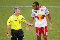 New York Red Bulls vs Manchester City FC July 25 2010