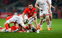 9th November 2019 | Munster vs Ulster<br /> <br /> Alby Mathewson during the Round 6 PRO14 League clash between Munster Rugby and Ulster Rugby at Thomond Park, Limerick, Ireland. Photo by John Dickson / DICKSONDIGITAL