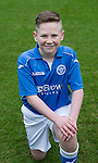 St Johnstone Academy U12's<br /> Logan Thoms<br /> Picture by Graeme Hart.<br /> Copyright Perthshire Picture Agency<br /> Tel: 01738 623350  Mobile: 07990 594431