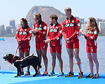 Rio 2016 - Para Rowing // Para-aviron.<br />