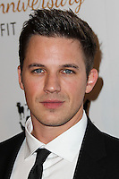 BEVERLY HILLS, CA, USA - MARCH 29: Matt Lanter at The Humane Society Of The United States 60th Anniversary Benefit Gala held at the Beverly Hilton Hotel on March 29, 2014 in Beverly Hills, California, United States. (Photo by Xavier Collin/Celebrity Monitor)