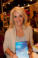 Christine Michaud<br />  at montreal book fair, November 2015,<br /> <br /> <br /> PHOTO : Michel Karpoff<br /> <br />  - Agence Quebec Presse