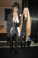 Joshua Kane and guest at the Glen Grant Dennis Malcolm 60th Anniversary Edition VIP launch party,Rolls Royce showroom, Berkeley Street, Mayfair, on Wednesday 06th October 2021, in London, England, UK<br /> CAP/CAN<br /> ©CAN/Capital Pictures