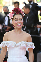CANNES, FRANCE. July 8, 2021: Haley Lu Richardson at the Stillwater Premiere at the 74th Festival de Cannes.<br /> Picture: Paul Smith / Featureflash