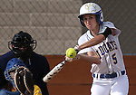 WNC softball vs SLCC 021414
