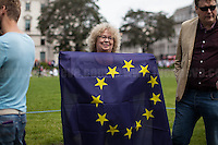 Jean Lambert MEP (British Green Party Member of the European Parliament for London).<br />