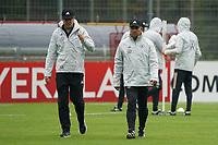 Manager der Nationalmannschaft Oliver Bierhoff (Deutschland Germany), Bundestrainer Hansi Flick (Deutschland Germany) - Stuttgart 30.08.2021: Training der Deutschen Nationalmannschaft, ADM Park Stuttgart