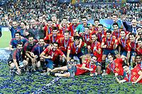 Udine (IT) Dacia Arena-Stadio Friuli. 30 Giugno 2019. UEFA European Under-21 Football Championship. Finale. Spagna-Germania. © Foto Petrussi