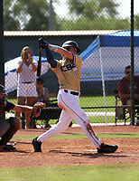 Ryan Ward of  CBA Marucci National 2022 plays in the USA Baseball West Championships at Phoenix area baseball complexes from June 23-29, 2021 (Bill Mitchell)