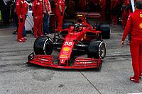 3rd September 2021: Circuit Zandvoort, Zandvoort, Netherlands;    F1 Grand Prix of the Netherlands 55 CarlSainz ESP, Scuderia Ferrari Mission Winnow, F1 Grand Prix of the Netherlands at Circuit Zandvoort