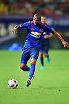 Manchester United winger Ashley Young during the International Champions Cup China 2016, match between Manchester United vs Borussia  Dortmund on 22 July 2016 held at the Shanghai Stadium in Shanghai, China. Photo by Marcio Machado / Power Sport Images
