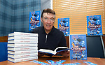 """08.06.2021 Launch of new Rangers book """"Just Champion"""" at Mr Singh's, Glasgow: Gordon Smith"""