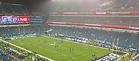 Innenraum des Lincoln Financial Field - 09.12.2019: Philadelphia Eagles vs. New York Giants, Monday Night Football, Lincoln Financial Field
