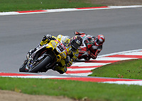 Josh Brookes (25) of Anvil Hire Tag Yamaha during 2nd practice in the MCE BRITISH SUPERBIKE Championships 2017 at Brands Hatch, Longfield, England on 13 October 2017. Photo by Alan  Stanford / PRiME Media Images.