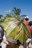 """France/DOM/Martinique/ Saint-Pierre: Lors de  la fête des """"Voiles traditionelles de la Caraïbe et Vieux Grément"""""""