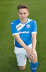 St Johnstone Academy Under 17's…2016-17<br />Blaine Duncan<br />Picture by Graeme Hart.<br />Copyright Perthshire Picture Agency<br />Tel: 01738 623350  Mobile: 07990 594431