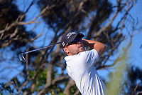 Sam Vincent. Day two of the Renaissance Brewing NZ Stroke Play Championship at Paraparaumu Beach Golf Club in Paraparaumu, New Zealand on Friday, 19 March 2021. Photo: Dave Lintott / lintottphoto.co.nz