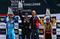 Porsche GT3 Cup Canada, Race 2, Platinum Masters Podium