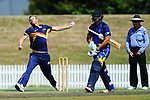 NELSON, NEW ZEALAND - TPL Final - ACOB v Marlborough Falcons. Saxton Oval, Richmond. Sunday 21 February 2021.  Nelson, New Zealand. (Photo by Trina Brereton/Shuttersport Limited)
