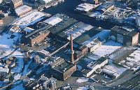 Deutschland, Hamburg, Harburg, Hobum, Seehafenstrasse, Gewerbeflächen