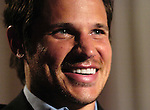 Nick Lachey photographed during an interview in Houston,Texas May 17,2004.