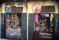 Fez, Morocco - Neighborhood Variety Store, Shopkeeper Ihsan Mhamed.