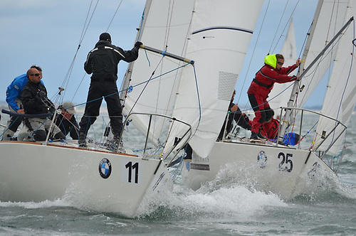 RCYC has added a J24 keelboat (above) to widen its fleet of club boats