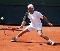 15-7-06,Scheveningen, Siemens Open, semi finals, Marc Gicquel