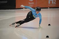 SPEEDSKATING: DORDRECHT: 06-03-2021, ISU World Short Track Speedskating Championships, Tineke den Dulk (Bel), ©photo Martin de Jong