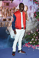 """Jayden Fowora-Knight<br /> arriving for the European premiere of """"The Nutcracker and the Four Realms"""" at the Vue Westfield, White City, London<br /> <br /> ©Ash Knotek  D3458  01/11/2018"""