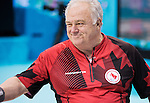 Jim Armstrong, Sochi 2014 - Wheelchair Curling // Curling en fauteuil roulant.<br />