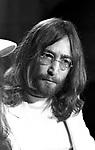 Beatles 1969 John Lennon  at Heathrow Airport
