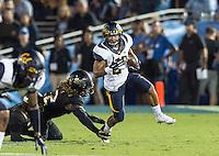 PASADENA, CA. - Thursday, October 22, 2015: The Cal Bears Football team vs UCLA Bruins at the Rose Bowl. Final score, Cal Bears 24, UCLA Bruins 40.
