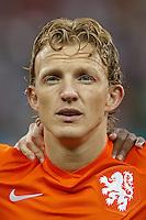 Dirk Kuyt of the Netherlands