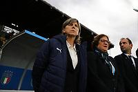 Milena Bartolini coach of Italy <br /> Castel di Sangro 12-11-2019 Stadio Teofolo Patini <br /> Football UEFA Women's EURO 2021 <br /> Qualifying round - Group B <br /> Italy - Malta<br /> Photo Cesare Purini / Insidefoto
