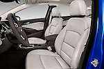 Front seat view of 2018 Chevrolet Cruze Premier 4 Door Sedan Front Seat  car photos