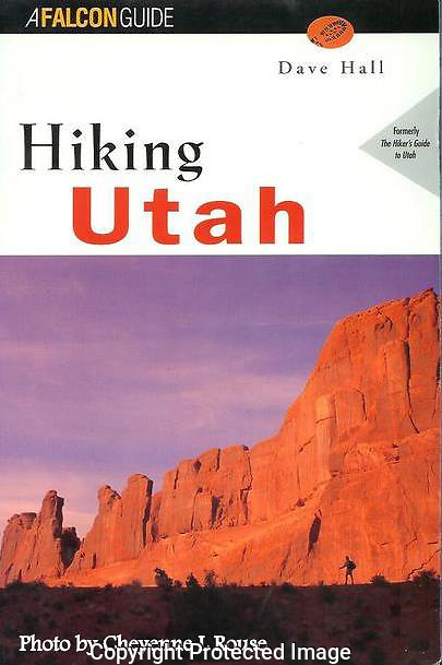 Hiking Utah<br /> Falcon Press