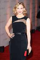 """Kate Phillips<br /> arriving for the premiere of """"The Aftermath"""" at the Picturehouse Central, London<br /> <br /> ©Ash Knotek  D3479  18/02/2019"""