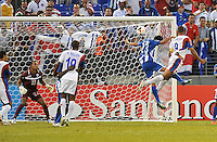 Costa Rica vs. Honduras, July 21, 2013