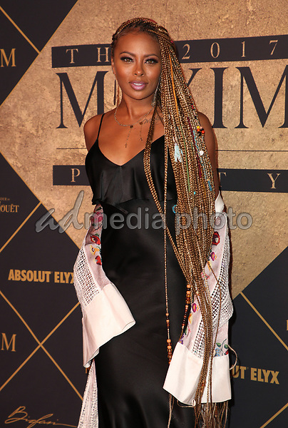 25 June 2017 - Hollywood, California - Eva Marcille. 2017 MAXIM Hot 100 Party held at the Hollywood Palladium. Photo Credit: F. Sadou/AdMedia