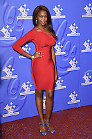 Oti Mabuse<br /> celebrating the winners in this year's National Lottery Awards, the search for the UK's favourite Lottery-funded projects.  The glittering National Lottery Stars show, hosted by John Barrowman, is on BBC One at 10.45pm on Monday 12 September.<br /> <br /> <br /> ©Ash Knotek  D3151  09/09/2016