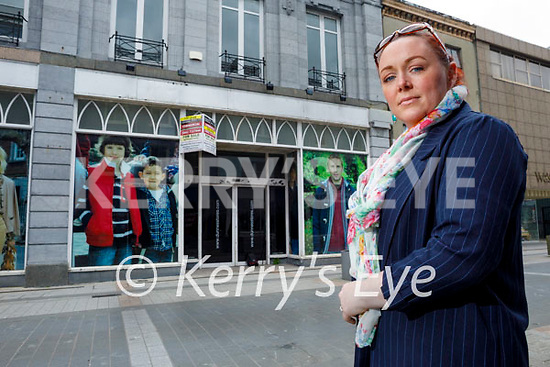 Councillor Deirdre Ferris wants the vacant Dunnes Stores on Bridge Street to be designated a derelict building.