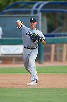 Wes Kath (20) of the ACL White Sox during a game against the ACL Dodgers on September 18, 2021 at Camelback Ranch in Phoenix, Arizona. (Tracy Proffitt/Four Seam Images)