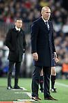 FC Barcelona's coach Luis Enrique Martinez (l) and Real Madrid's Gareth Bale during La Liga match. April 2,2016. (ALTERPHOTOS/Acero)