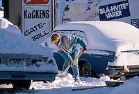 - Norway, the Narvik town..- Norvegia, la città di  Narvik