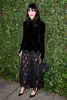 Lucia Pica<br /> arriving for the 2018 Charles Finch & CHANEL Pre-Bafta party, Mark's Club Mayfair, London<br /> <br /> <br /> ©Ash Knotek  D3380  17/02/2018