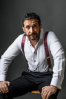 MADRID, SPAIN - FEBRUARY 25: Salvador Calvo poses during a portrait session on February 25, 2021 in Madrid, Spain. (Photo by Juan Naharro G./Contour by Getty Images)